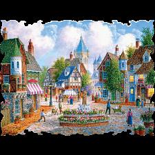Beautiful Borders: Newbeary Plaza - Jigsaws
