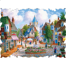 Beautiful Borders: Newbeary Plaza - Search Results