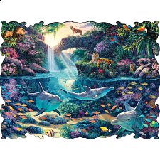 Beautiful Borders - Jungle Paradise - Search Results