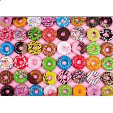 Colorluxe: Colorful Donuts - 1001 - 5000 Pieces