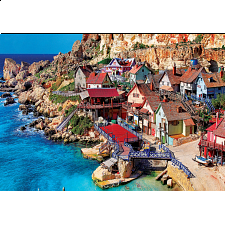 Colorluxe: Popeye Village Malta - 1001 - 5000 Pieces