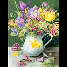 Marjolein Bastin: Floral Flair - Jigsaws