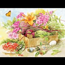 Marjolein Bastin: Summer Flowers - Jigsaws