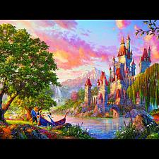 Thomas Kinkade Disney - Beauty And The Beast II - Search Results