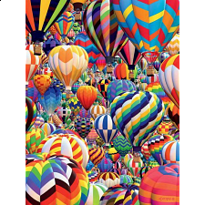 Colors: Balloons - 500-999 Pieces