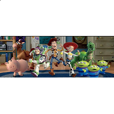 Disney Panoramic: Toy Story - Panoramics