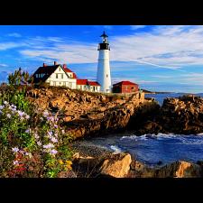 USA: Portland Headlight - Maine, New England - Specials