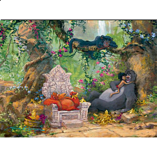 Disney Fine Art: I Wanna Be Like You - Specials