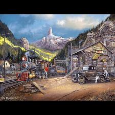 Blaylock: Nuggetville 1920 - Jigsaws