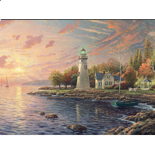 Thomas Kinkade: Serenity Cove - Search Results