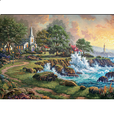 Thomas Kinkade: Seaside Haven - Search Results