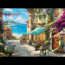 Thomas Kinkade: Italian Cafe - New Items