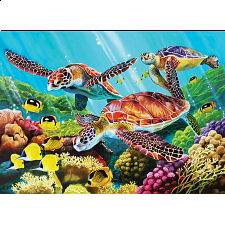 Molokini Current - Family Pieces Puzzle -