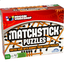 Noggin Workshop: Matchstick Puzzles - More Puzzles