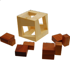 Ompic - Wood Puzzles