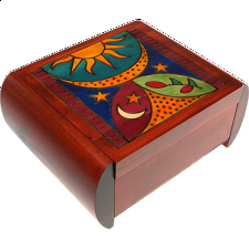 Heaven & Earth - Secret Box - Puzzle Boxes