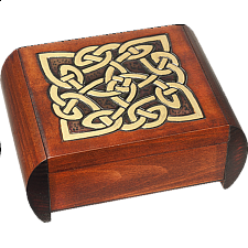 Celtic Dream - Secret Box - Puzzle Boxes / Trick Boxes