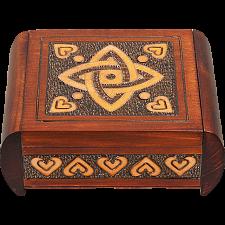 Classic Celtic Knot - Secret Box -