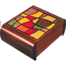 Modern Art - Secret Box - Wood Puzzles