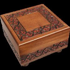 Waved Motif - Secret Box -