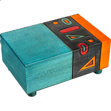 Geometrical - Secret Box - Puzzle Boxes