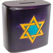Tshedaka Secret Box - Purple - Puzzle Boxes / Trick Boxes