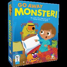 Go Away Monster! -