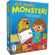 Go Away Monster! - New Items