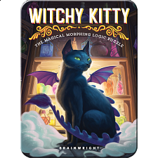 Witchy Kitty - More Puzzles