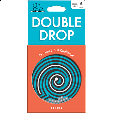 Double Drop: Scroll - Maze Puzzles