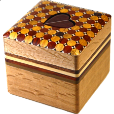 Karakuri - A Chance Meeting: Kagome - Other Japanese Puzzle Boxes