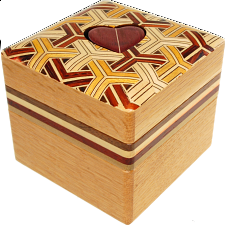 Karakuri - A Change Meeting: Kikkou - Other Japanese Puzzle Boxes