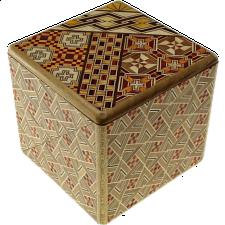 Cube Himitsu-Bako KK - Other Japanese Puzzle Boxes
