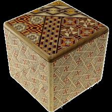 Karakuri Cube Himitsu-Bako KK - Japanese Puzzle Boxes