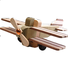 Kumiki Puzzle Airplane (L) - Search Results