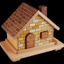 Secret House #1 -
