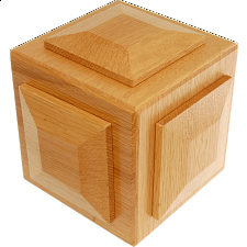 Karakuri Tortuous Box II - Other Japanese Puzzle Boxes