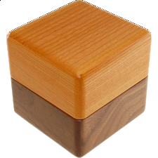 Rotary Box II - Japanese Puzzle Boxes