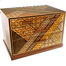 11 Sun 4 Drawers Jewelry Box -