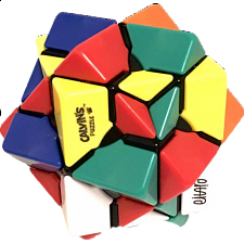 Eitan's TriCube - 6 Colors - Other Rotational Puzzles