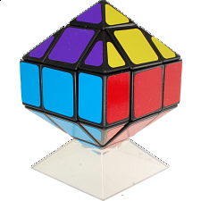 Octahedral Mixup III - Rubik's Cube & Others