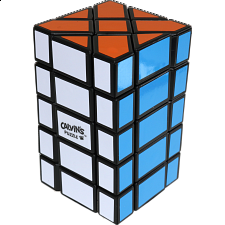 Corey 3x3x5 Fisher Cuboid - Black Body - Search Results