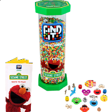Find It Junior - Sesame Street - New Items