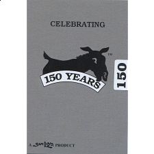 The Wonderful Chinese Pony Puzzle - 150 Years Commemorative - Paper Puzzles
