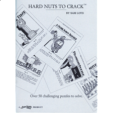 Hard Nuts To Crack: Volume 1 - Book -