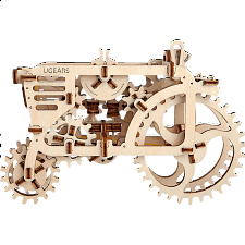Mechanical Model - Tractor - New Items