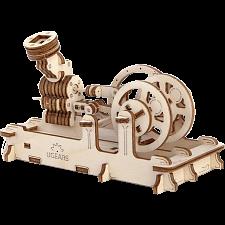 Mechanical Model - Pneumatic Engine -