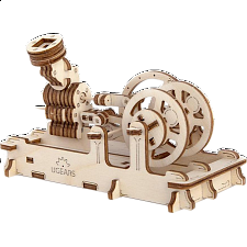 Mechanical Model - Pneumatic Engine - New Items