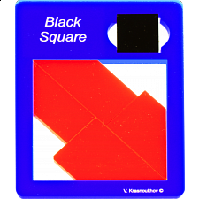 Black Square Puzzle - Packing Puzzles