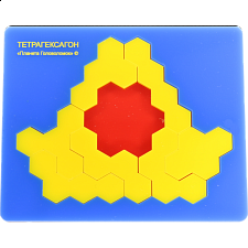 Tetrahexagons -